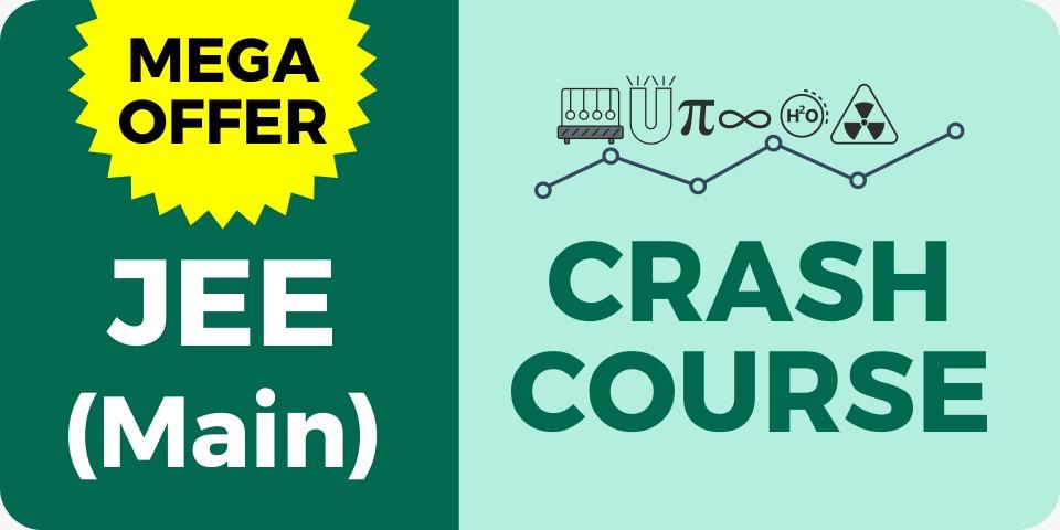 Crash Course for JEE 2020 (Mix Medium)